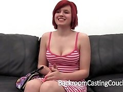 Redhead Girlfriend Very First Anal
