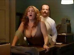 Pamela Flores - Doggystyle Ginormous Tits Jiggle (Intercourse scene)