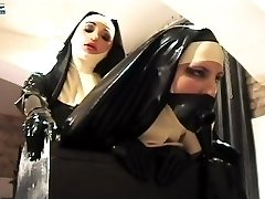 Fetish Live - Tales From the Condom Monastery - Novizin Josi