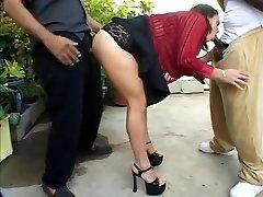amazing pornstar v šílené milfs, obličeje sex film