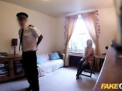 Fake Cop - On the prowl for super-hot young girls
