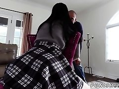 Ebony hardcore strap-on orgy An Overdue Anal Payment
