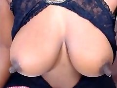 Steaming And Nice Big Boobed First-timer Mature Anal
