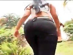Fucking Rock Hard African Girl 1