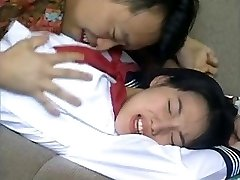 Japanese Teen Tear Up in Front of Parents Katlin.in