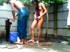 couple outdoor fuck
