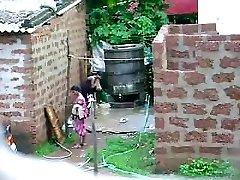 Grasped By Spy Camera