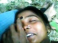 Indian Duo Having Sex Outdoors