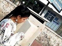 cum on hot pink salwar lady