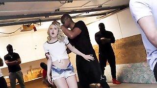 Lily Rader Interracial Gangbang - Cuckold Sessions