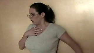 Monstrous boobs and a cockslut are the best massage
