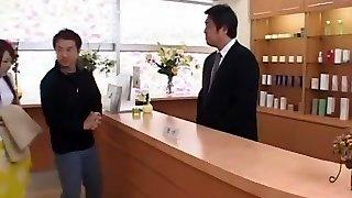Best Japanese mega-slut Azusa Ito in Exotic Massage, Couple JAV vid