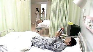 Best Japanese model Emiri Momoka, Mirei Yokoyama, Aya Kiriya in Finest Nurse, Bj JAV clip