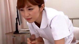 Amazing homemade POV, Nurse hard-core video
