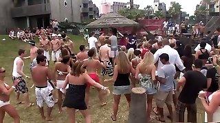 Fabulous pornstar in crazy blond, group sex adult scene