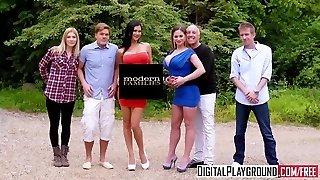XXX Pornography video - Modern Families