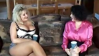 getting some mommy in law caboose with her friend