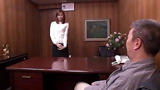 Akari Misaki in Youthful Wife and In Laws 2 part 1