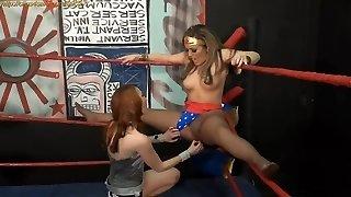 Pantyhose Wrestling at Clothespins4sale.com