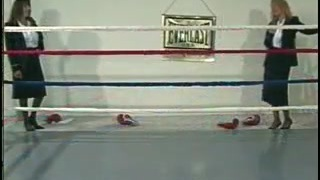 Wrestling Ring Rip n Smother