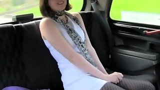 FakeTaxi - She loves riding a big shaft