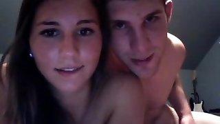 Louco filme amador com a faculdade, casal, webcam cenas