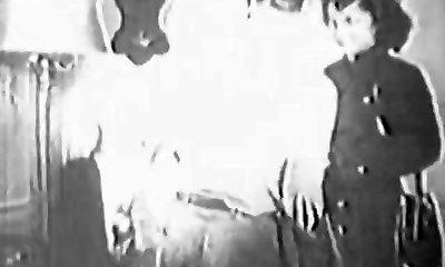 Orgasm Treat the Body (1940s Antique)