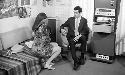 Office Clerk Tries to Find Love (1960s Vintage)