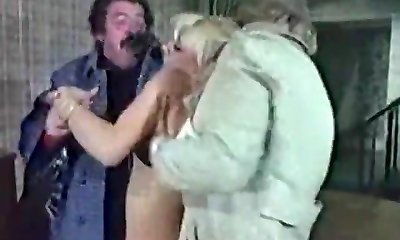 Sex-positive Blonde Humiliated Really Tough (1970s Antique)