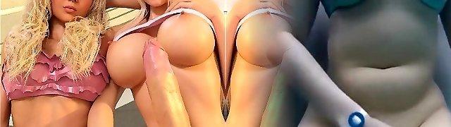 Hot Futanari Femmes