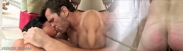 Spectacular foolish Anissa Kate pleases her hot BF Manuel Ferrara