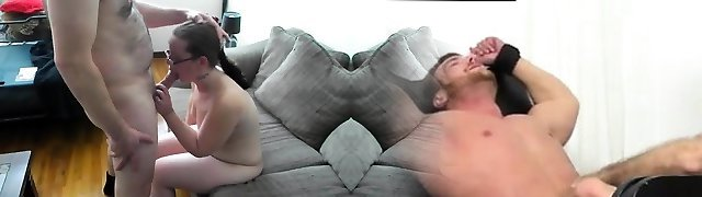 Petite Inexperienced Swallows Thick BWC