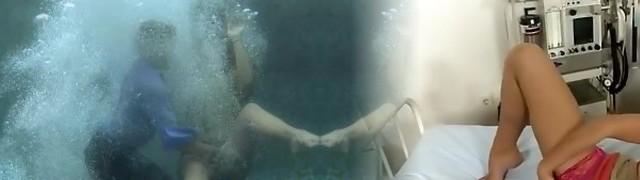 Underwater Dare ya Spurt-In
