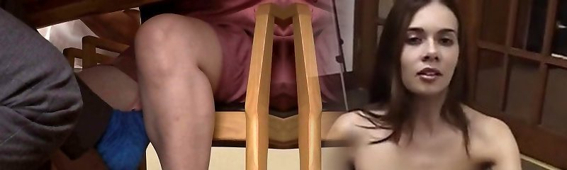 Mommy Caught Masturbating Gets Fucked