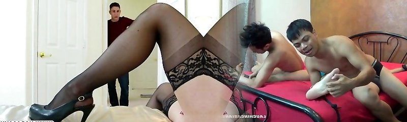 Rude Step Mother Kendra Lust In Stockings Needs Extreme Pecker