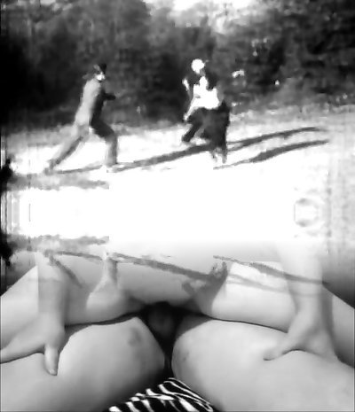The Winner Penetrates the Girl in the Rump (1920s Vintage)