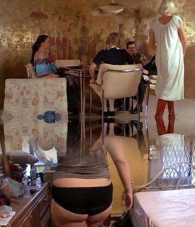 La Servante Perverse - Total French 1978 Video