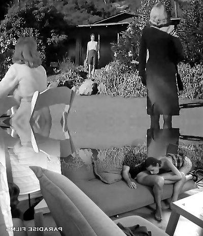 Red-hot Girls in the Nudist Resort