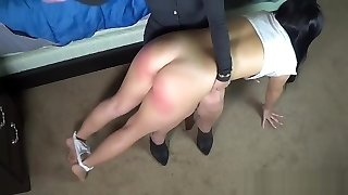 Wife tries first bbc