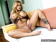 Bang Bros presents the world famous Shyla Stylez. She is here to command and conquer with her feet.