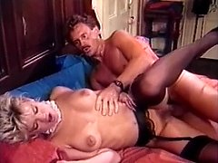 Amber Lynn, Candy Samples, Jenny B. Goode in classic xxx movie