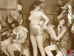 Vintage Exotic performers