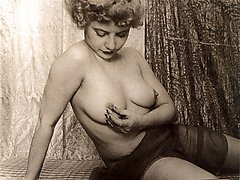 Showing their vintage boobs