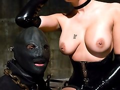 When the need for a house gimp came up, I looked to Miss Delilah Strong to train one. She is a...