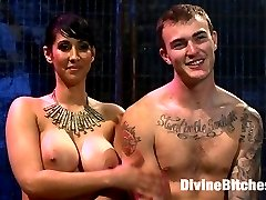 Christian Wilde has never subbed. Christian Wilde has only wielded a crop but has never felt the...