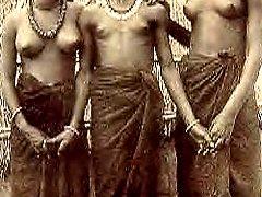Classic african ladies nude