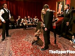 Emma Haize is promoted to House Slave and made to take charge of gorgeous newbie Janice Griffith...