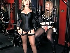 Chastised Caged Maid Pt2