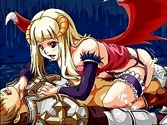 hentai femdom pussy licking