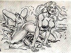 hentai femdom castration